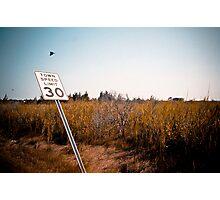 Fields of Pestilence Photographic Print