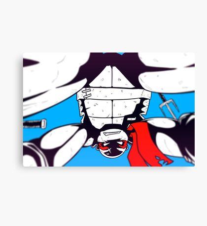 TMNT - Raphael Canvas Print