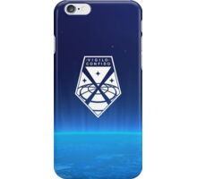 Vigilo Confido XCOM iPhone Case/Skin