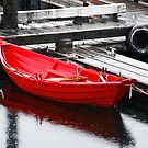 The Red Row Boat by Jennifer Hulbert-Hortman