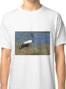 By The Ponds  Classic T-Shirt