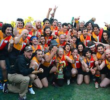 Espy Rockdogs Community Cup 2011 Winners by TimChuma