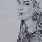 gypsy girl by evon ski