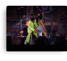 2011 MBBF Bobby Rush Can't Touch That! Canvas Print