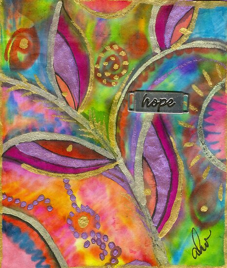 Hope Springs Anew by © Angela L Walker