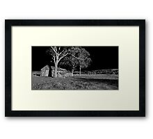 Night and Day, Mount Vincent Framed Print