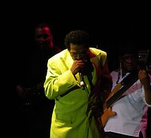 2011 MBBF Bobby Rush Plays Harmonica by Sandra Gray
