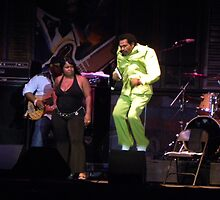 2011 MBFF Bobby Rush Jumps Up by Sandra Gray