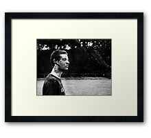 Andy Framed Print