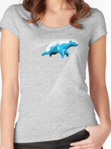 Cool cub Women's Fitted Scoop T-Shirt