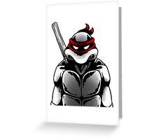 TMNT - Donatello Mirage style Greeting Card