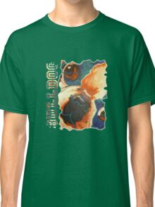 Frenchy the Bulldog Classic T-Shirt