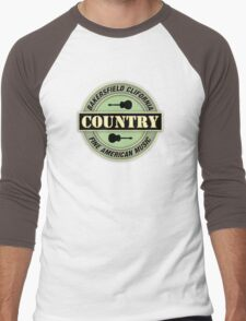 Bakersfield Country Music Men's Baseball ¾ T-Shirt