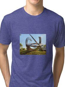 SUNDIAL Tri-blend T-Shirt