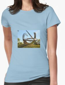 SUNDIAL Womens Fitted T-Shirt