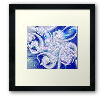 Winter Song Framed Print