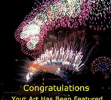 "Feature Banner for the Group "" You're Accepted"" by su2anne"