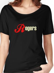 Vintage Rogers Drums Women's Relaxed Fit T-Shirt