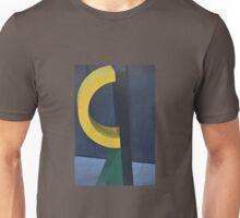 MOON SCULPTURE Unisex T-Shirt