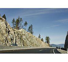 Vancouver to Whistler to Pemberton Photographic Print