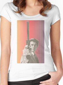 Dirty Harry Women's Fitted Scoop T-Shirt
