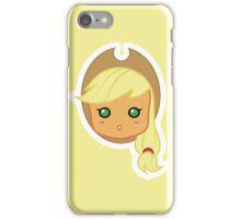 Chibi Applejack iPhone Case/Skin