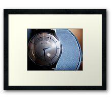 Citizen Stiletto AR3015-53E Framed Print