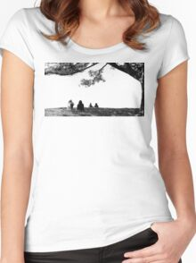 Greenwich View Women's Fitted Scoop T-Shirt