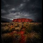 Uluru (Ayers Rock) by ArtX