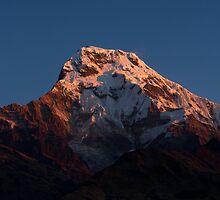 Annapurna South by AnastasiART