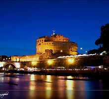 Roma : Castel S. Angelo by photomaximo