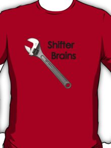 Shifter Brains T-Shirt