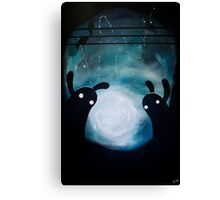 Monster Playground Canvas Print