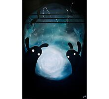 Monster Playground Photographic Print