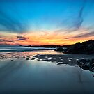 Treyarnon Bay by Simon Marsden