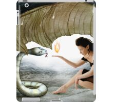 The Elf and the Snake iPad Case/Skin