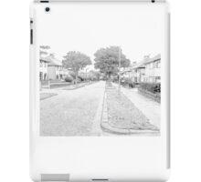 Undergreens Road iPad Case/Skin