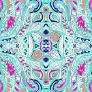 Bright Damask Jungle by Tangerine-Tane