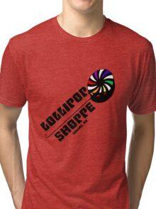 Lollipop Shoppe Assorted Flavors Tri-blend T-Shirt