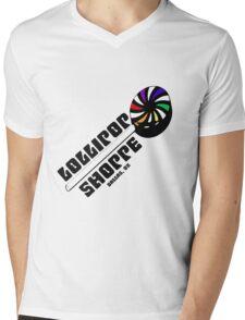 Lollipop Shoppe Assorted Flavors Mens V-Neck T-Shirt