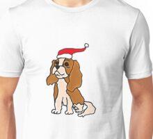 Funny Christmas Cavalier King Charles Spaniel Unisex T-Shirt