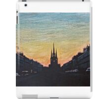 Edinburgh Twilight iPad Case/Skin