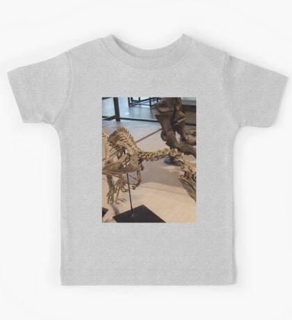 Random Velociraptor Kids Tee