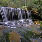 Lower Falls, Somersby Falls by bazcelt