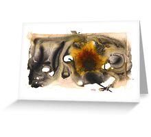 inner-workings ... # 3 Greeting Card