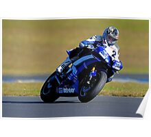 Kevin Curtain #2 | FX Superbikes | Eastern Creek Poster