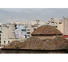 Athens Skyline Photographic Print