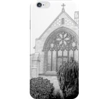 St Marys Church Dalton iPhone Case/Skin
