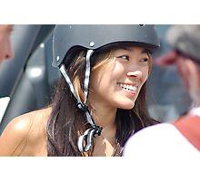 Skater Girl Photographic Print