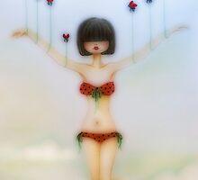Ladybirds by Femke Nicoline Muntz